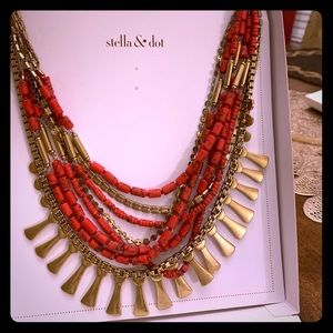 Bliss Statement Necklace by Stella & Dot